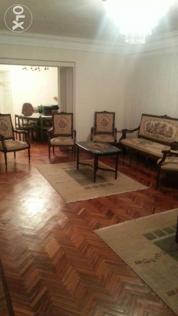 Amazing apartment in a prime location on el orouba str. For rent