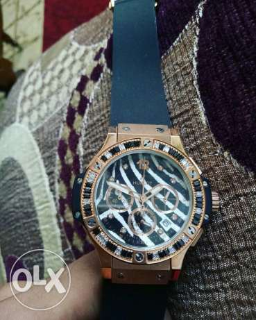 Hublot ladies watch