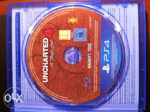 uncharted 4 (english edition) for sell كليوباترا -  3