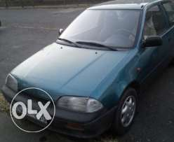 suzuki swift 1996 good condition