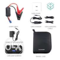 RAVPower 14000mAh Car Jump Starter 550A Peak Current Portable Charger