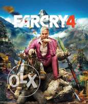 Far cry 4 for ps4. Psn account