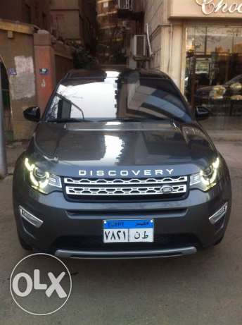 Land Rover Discovery Sport (2016) 10,000Kms