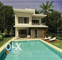 standalone villa in pyramids heights awesome views 8 years instalments