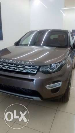 Land Rover zero condition 300 km 2016