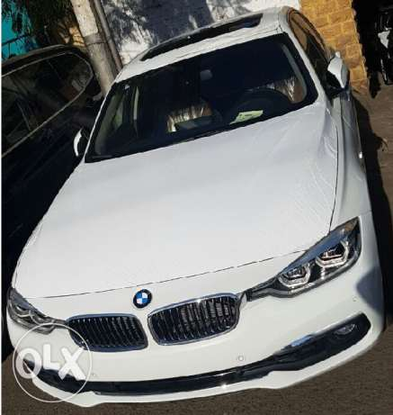 BMW 320 zero 2017 luxury for sale