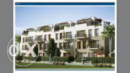 Townhouse for sale in Sodic Westown- Bevrly Hills