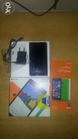 Microsoft Lumia 535 updated to os 10 العبور -  1