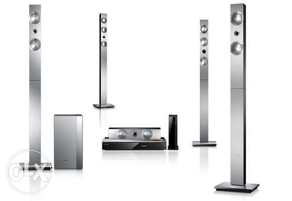 Samsung Home Theater HT-F9750W 1330 wat وسط القاهرة -  1