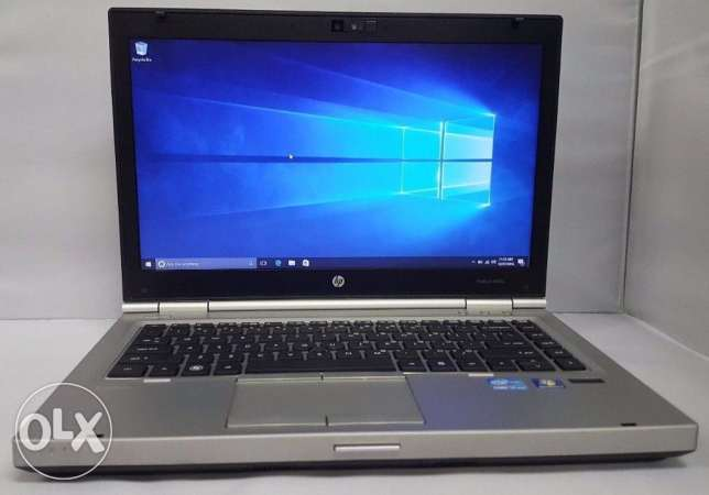 HP EliteBook 8470p i7-3520M RAM 8GB HDD 320GB الإسكندرية -  1