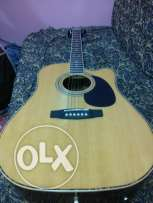 Guitar Acoustic cort. Ad880 .plugged