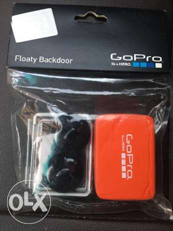 Floaty backdoor for GoPro 3,4 new