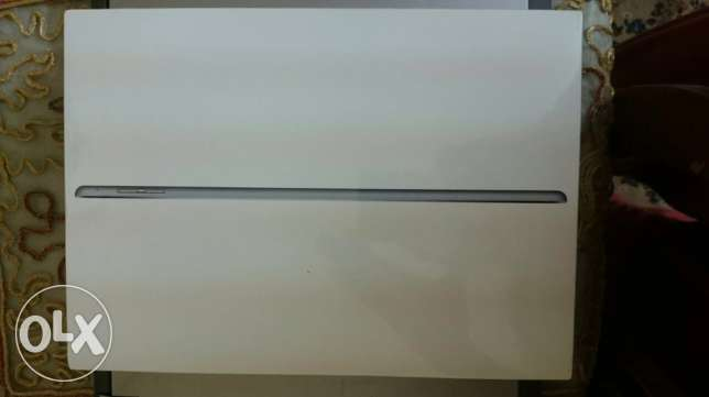 IPad Air 2 - 128 GB - Wifi & Celluer - New & Sealed - Space Gray مصر الجديدة -  1