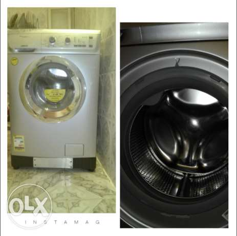 Almost New Automatic Washing Machine with Warrant عين شمس -  2