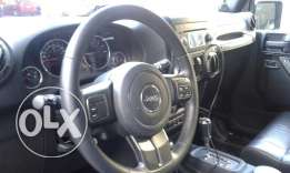 jeep wrangler 2013 in mint condition - 40000