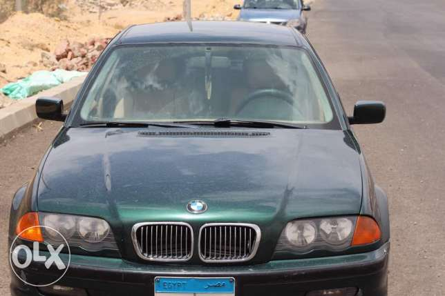 BMW E46 318i for sale 1999 فبريكه دواخل