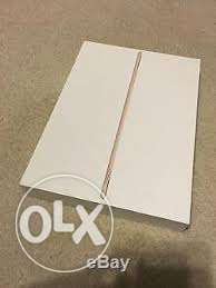 Brand new sealed box from kuwait Ipad pro 32gb cellular gold 9.7 inch