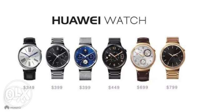 Huawei Smart Watch As New / Very Very Good Conditio / All accessories مدينة نصر -  8