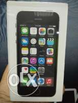 Apple Iphone 5s 16 Giga gray جديد متبرشم