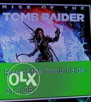 Rise of the tomb rider with season pass full account for xbox one