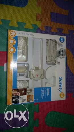 Brand new Safety 1st, baby Complete safety pack (24 units content)