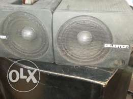 Speakers made in England