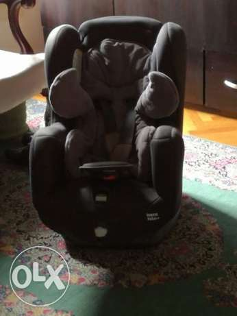 Bebeconfort car seat - for babies above 1 year