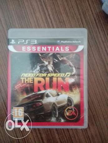 Need for speed _the run