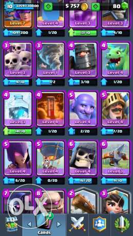 clash royal سموحة -  6