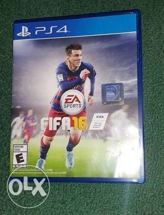 FIFA 16 - PS4 - Region All المنصورة -  1
