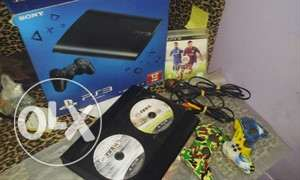 Ps3 with FIFA 15 - FIFA 14 الهرم -  1