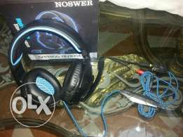 Noswer Gaming Headphones