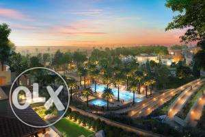 Uptown Cairo Fourteen - Apartment 159m First Row Golf