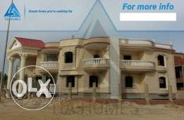 For Sale Villa in East Of Academy, New Cairo