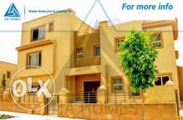 For Sale Twin House in Palm Hills Katameya