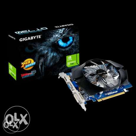 Gt 730 DDR 5 2gb used 2 month