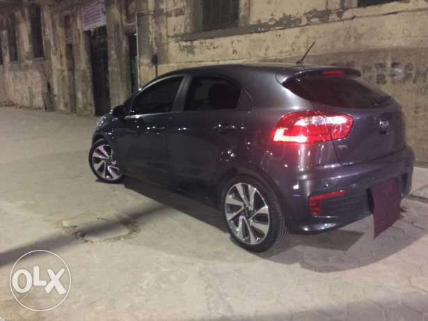 Kia Rio top line perfect condition like a zero brand only 1500 km الإسكندرية -  3