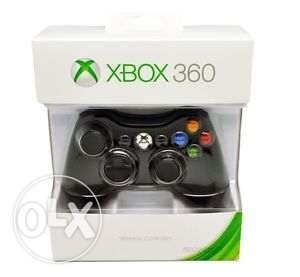 XBOX 360 wireless controller new boxed
