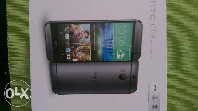 HTC one M8 perfect condition