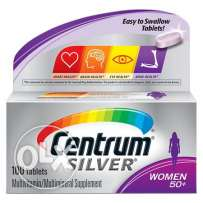 centrum silver for women 50+