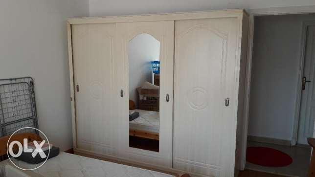Wardrobe - with Mirror