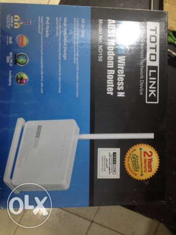 Toto link router طنطا -  2