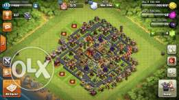 Clash Of Clans Th 10 Max For iPhone