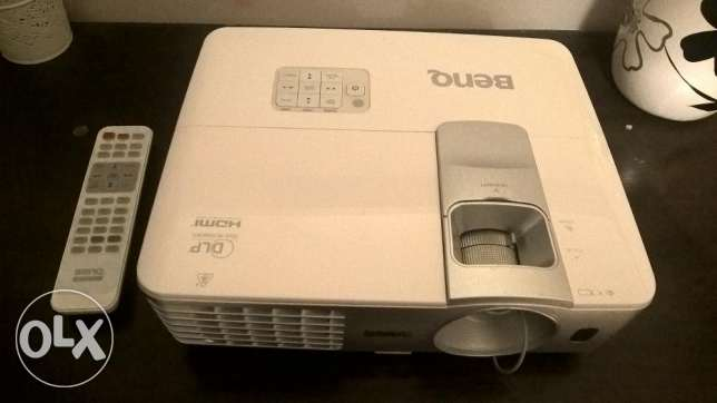 Video projector benq w1070 fullhd 1080p 3d