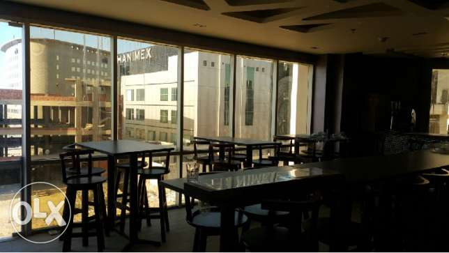 for rent, restaurant in banks area - New Cairo