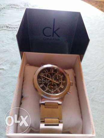 Calvin Klein watch original from america like new مدينة نصر -  1