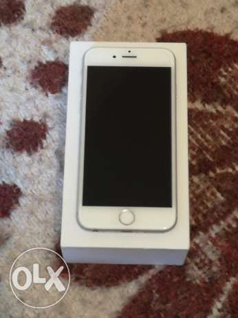 IPhone 6 silver 16 g