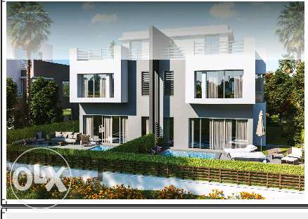 Stand alone villa for sale at hydepark 525 mtr instulments التجمع الخامس -  3