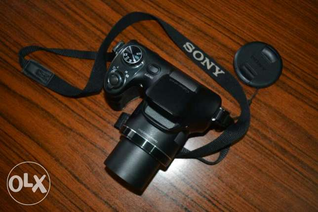 Sony Camera degital semi pro
