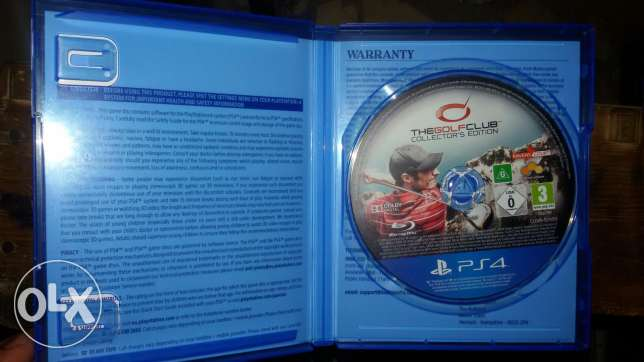 CD Play station 4